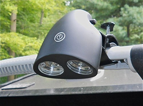 For Sale! Gogogu Handle Mount BBQ Grill Light - Best Grill Lighting for Outdoor Barbecue - BBQ Light...