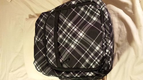 Thirty One Organizing Pack Pick Me Plaid front-128883