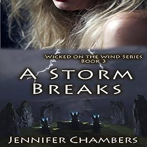 A Storm Breaks Audiobook