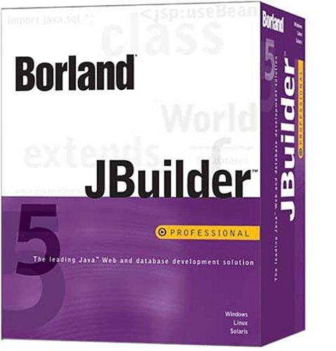 Jbuilder 5 Professional Full System