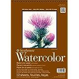Strathmore 440-1 400 Series Watercolor Pad, 9