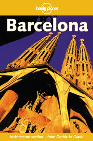 Image for Lonely Planet Barcelona (1st ed)