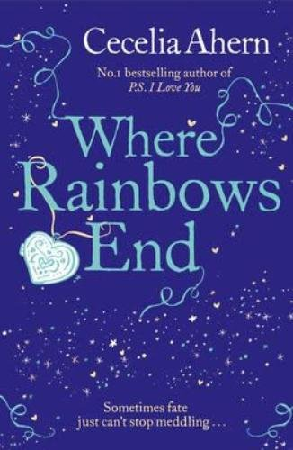 Book cover to 'Where Rainbows End'