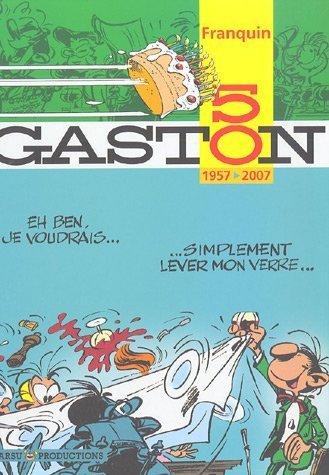 Gaston Gaston a 50 ans