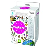 Wii Party + T�l�commande Wii blanchepar Nintendo