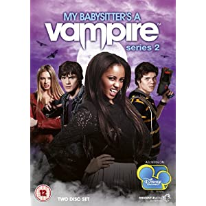 My Babysitter's a Vampire - Series 2 [Import anglais]