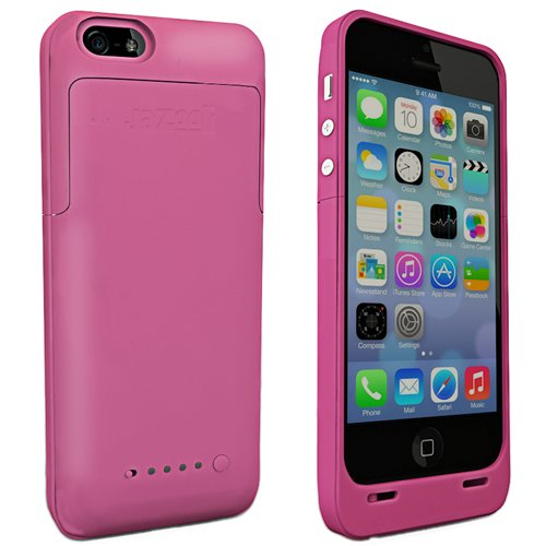 Apple Iphone 5s Charger Case Apple Iphone 5 / 5s – Pink