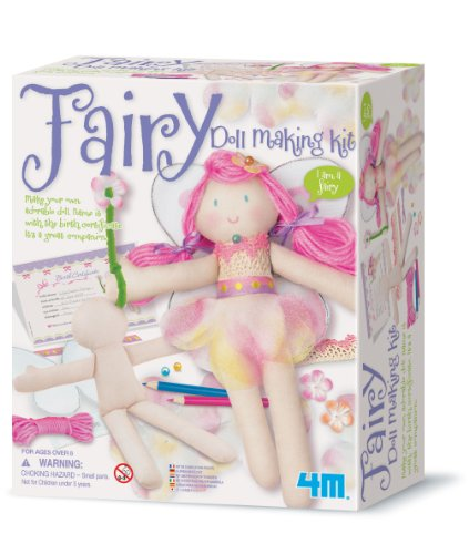 Fairy Doll Making Kit - 1