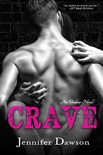 Crave by Jennifer Dawson ebook deal