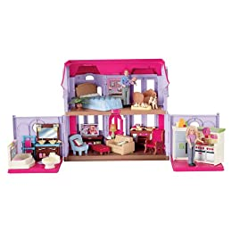 Product Image Fisher-Price Loving Family Small Dollhouse