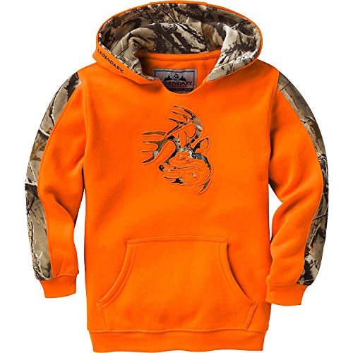 Legendary Whitetails Youth Outfitter Hoodie Inferno Large (Camouflage Clothing For Kids compare prices)