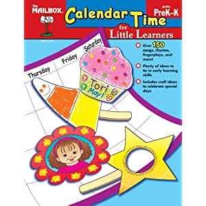 Calendar Time for Little Learners (PreK-K)