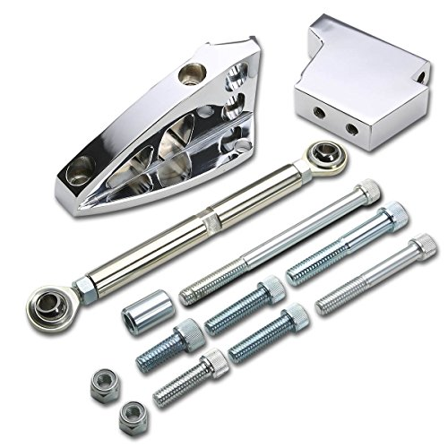 For Chevy Small Block SBC V8 Air Conditioner Bracket Kit Set