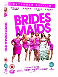 Bridesmaids [DVD] [2011]