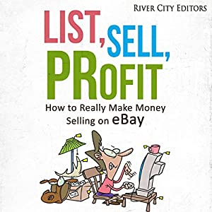 List, Sell, Profit Audiobook