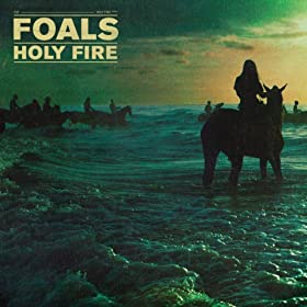 Holy Fire (Deluxe Edition) [Explicit] [+video]