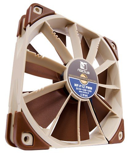 Noctua NF-F12 PWM Cooling Fan (Nff12 Fans compare prices)