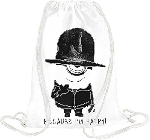 because-im-happy-drawstring-bag