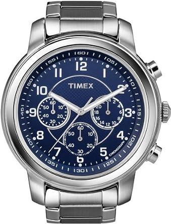 男手表海淘:Timex 天美时 男款石英手表 T2N165
