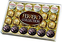 Ferrero Collection - Surtido de Especialidades (Rocher, Rondnoir, Raffaello), 274.8 g