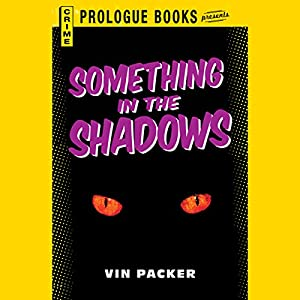 Something in the Shadows Audiobook