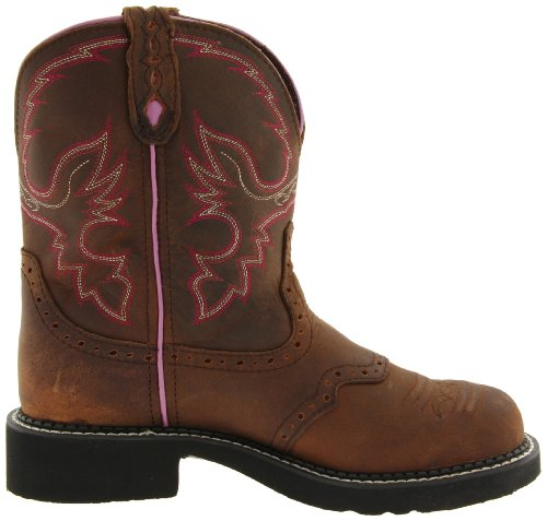 justin boots womens gypsy bootaged bark9 b us apparel