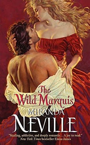 book cover of The Wild Marquis