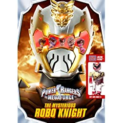 Power Rangers Megaforce the Mysterious Robo 2
