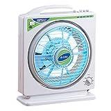 【Amazonの商品情報へ】光触媒空気循環器 【空気をリフレッシュ】 サーキュレーター TSE-23-L 25254