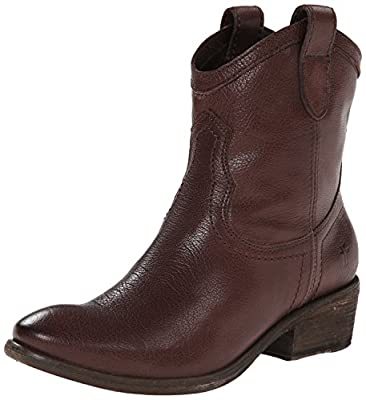 FRYE Women's Carson Shortie Ankle Boot