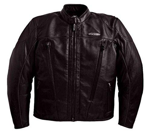 Harley-Davidson Men`s FXRG Midweight Leather Jacket 98518-09VM (XL)