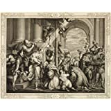 The Wise Men offering gifts to Christ, by Paolo Veronese (Print On Demand)