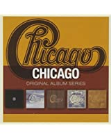 Original Album Series : Chicago Transit Authority / Chicago / Chicago V / Chicago VI / Chicago VII (Coffret 5 CD)