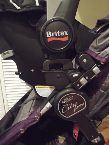 Amazon Com Baby Jogger Britax B Safe Single Car Seat
