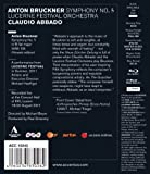 Image de Claudio Abbado & Lucerne Festival Orchestra - Bruckner 5 [Blu-ray]