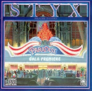 "Cover of ""Paradise Theater"""