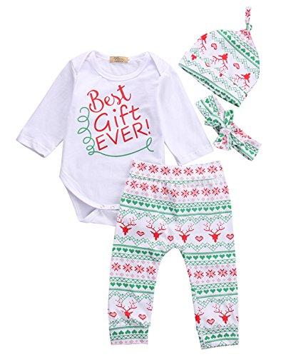 Toddler 4pcs Christmas Set