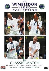 Wimbledon 2000 Semi-Final - Agassi vs. Rafter