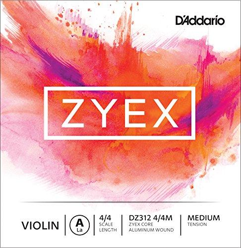 daddario-orchestral-zyex-cuerda-individual-la-para-violin-escala-4-4-tension-dura