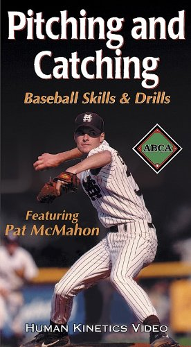 Pitching and Catching: Baseball Skills and Drills NTSC Video