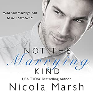Not the Marrying Kind Audiobook