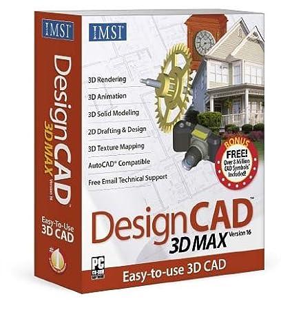IMSI DesignCAD 3D Max Version 16