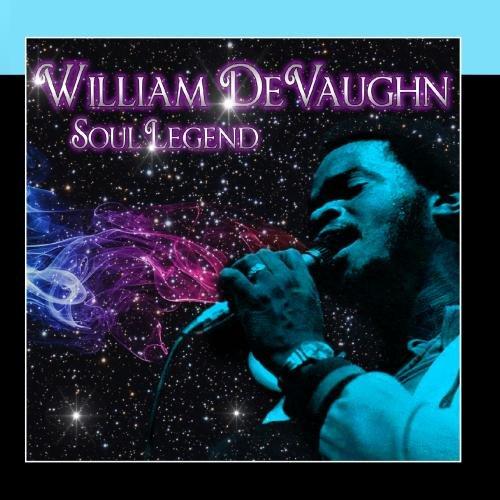 William DeVaughn - Soul Legend - Zortam Music