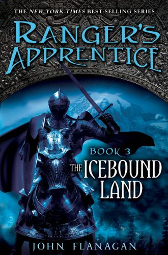 Cover of The Icebound Land (Ranger's Apprentice #3)