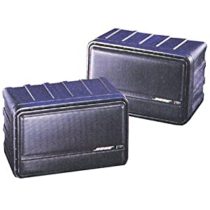 Bose 151 Environmental Speaker Pair with Brackets (Black)