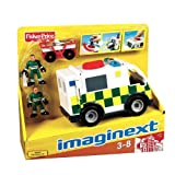 Fisher Price Imaginext Ambulance