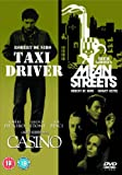 Taxi Driver/Casino/Mean Streets [DVD]