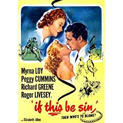 If This Be Sin (aka That Dangerous Age)(1949)