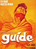 Prop It Up Vintage Bollywood Original Reprinted Dev Anand's Guide Poster (75 cmX50 cm)