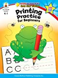Printing Practice for Beginners, Grades K - 1 (Home Workbooks)